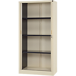 Armoire metallique avec portes rideaux rs pro h180 x l90 for Porte metallique brico depot