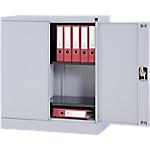 Armoires basse H.100 cm portes battantes   RS To go   Aluminium