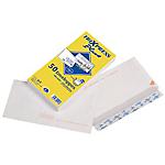 Enveloppes LA COURONNE Non Standard Blanc Sans Fenêtre 50