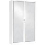 Armoire Porte coulissante, Porte rideaux 198 (H) x 120 (l) x 43 (P) cm Pierre Henry
