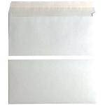 Enveloppes DL Blanc Avec Fenêtre Boîte 500