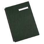 Parapheur extensible Papier 24 Niceday 29,7 (H) x 24,2 (l) x 3 (P) cm A4 Vert