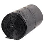 Sacs poubelle biodégradables Polyéthylène OXO 110 l Office Depot 70 (H) x 110 (l) cm 17 µm Noir   50