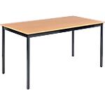 Table de réunion modulaire Sodematub Domino 140 x 70 x 74 cm Hêtre