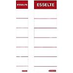 10 Etiquettes autocollantes   Office DEPOT   Dos 8 cm