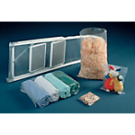 Sachets d'emballage plastique Polyéthylène ELAMI 400 (H) x 250 (l) mm 50 µm Transparent   500