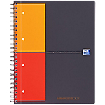 Cahier Manager book   Oxford   Petits carreaux   233 x 298 mm   160 pages