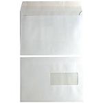 Enveloppes GPV C5 Blanc Sans Fenêtre Boîte 500