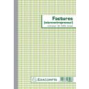 Facture auto entrepreneur - Office depot