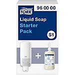Starter pack savon doux Tork Tork Cartouche 1 L (Inclus) Blanc   1 L