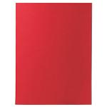 Chemises Exacompta Forever A4 Rouge   100