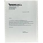 Papier listing Blanc niceday 305 (H) x 240 (l) mm   2000 feuilles
