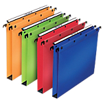 Dossiers suspendus pour tiroirs fond V ELBA Ultimate Assortiment   10