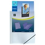 Boîte de classement Viquel polypropylène  Dos 30 mm personnalisable Blanc