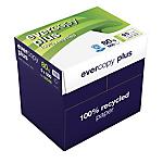 5 Ramettes de papier recyclé de 500 feuilles   Evercopy   A4   80 g