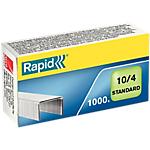 Boîte de 1000 agrafes   Rapid   N°10 standard