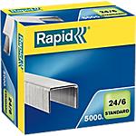 Boîte de 5000 agrafes   Rapid   24