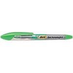 Surligneur Bic Technolight vert
