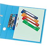 Relieurs de documents Esselte 1430625 Assortiment   Dimensions : (H x l) en cm : 15 x 3,5.
