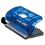 Perforateur 2 trous   Rapid   EC20 X Ray   Bleu   20 feuilles
