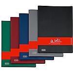 Protège Document ELBA Le Lutin PVC 30 Pochettes A4 Bordeaux
