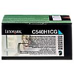Toner Lexmark D'origine C540H1CG Cyan