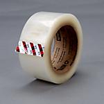 6 rubans adhésifs d'emballage   Scotch®   Polypropylène   48 mm x 100 m   transparent