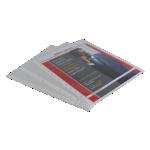 Pochettes perforées transparentes A4 Office Depot -25/Paquet