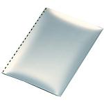 100 Couvertures transparentes en PVC   Niceday   épaisseur 200 microns format A3 transparent Incolores