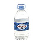 2 Bonbonnes d'eau   Cristaline   5 L