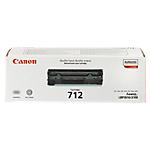 Cartouche De Toner D'origine Canon 712 Noir 1870B002