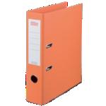 Classeur à levier Plasticolor dos 80 mm Office Depot Orange