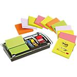 Notes repositionnables Post it Z Notes 100 76 (H)  x  76 (l) mm 0   12 blocs