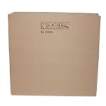 Étui d'emballage Carton ondulé 33 (H) x 25 (l) x 6 (P) cm Kraft