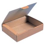 Boîte postale Carton 7 (H) x 15 (l) x 10 (P) cm Marron   50
