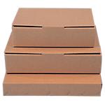 Boîte postale Carton 7 (H) x 31 (l) x 21,5 (P) cm Marron   50