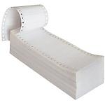 Étiquettes Office Depot Blanc 3000 étiquettes   Boîte de 3000 étiquettes