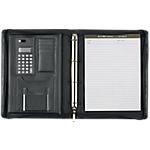 Conférencier avec calculatrice   Monolith   PVC   noir