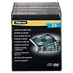 Boitier DVD Fellowes 25