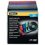 Boîtier CD et DVD Fellowes 25