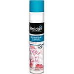 Destructeur d'odeurs parfumant Boldair Framboise Pivoine Fruité et floral   500 ml