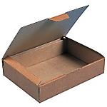 Boîte postale Carton 10 (H) x 20 (l) x 10 (P) cm Marron   50
