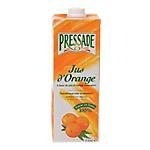Bouteilles de jus d'orange Pressade 1 L   8