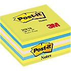 Notes repositionnables Post it Classique 76 (H)  x  76 (l) mm 70 g