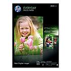100 Feuilles de papier photo   HP   Everyday Standard   qualité photo couché brillant   A4 200