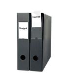 12 Porte étiquettes adhésifs 35x75
