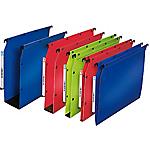 Dossiers suspendus pour armoire ELBA Ultimate Rouge   10