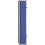 Vestiaire Eco 30 (L) x 50 (l) x 180 (H) cm Bleu