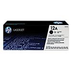 Toner HP Q2612A 12A noir