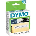 Rouleau d'étiquettes DYMO LabelWriter LW 1,9 (L) x 5,1 (H) cm Blanc   500